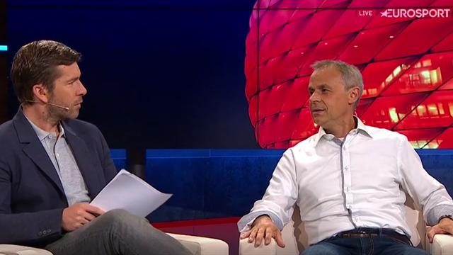 "Thon kritisiert Lewandowski: ""Alle Bälle sprangen ihm weg"""