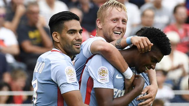 Avec un 15e succès consécutif, Monaco entre un peu dans l'histoire de la L1