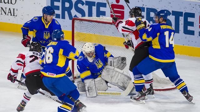 2 хоккеиста сборной Украины признались в попытке сдать матч ЧМ-2017 против Южной Кореи
