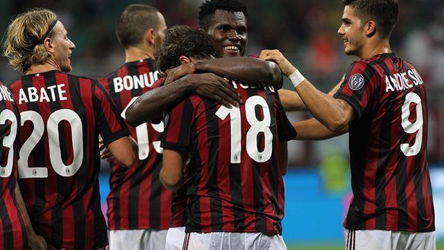 Убытки «Милана» увеличились до 126 млн евро за сезон-2017/18
