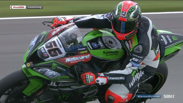 Tom Sykes nears pole record with blistering effort in Germany
