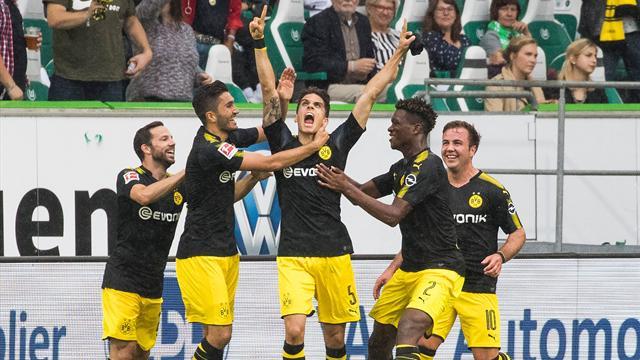 Borussia Dortmund se olvida de Dembélé y arranca como líder