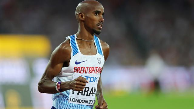 Farah excited for new beginning