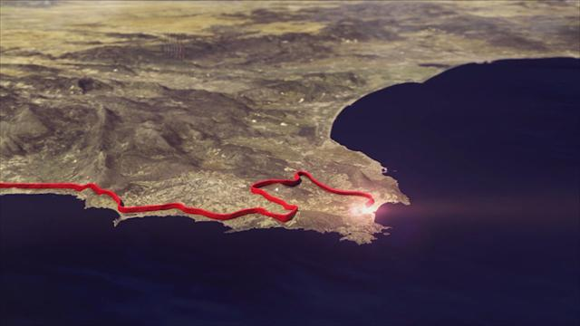 The monstrous 2017 Vuelta course profile in full