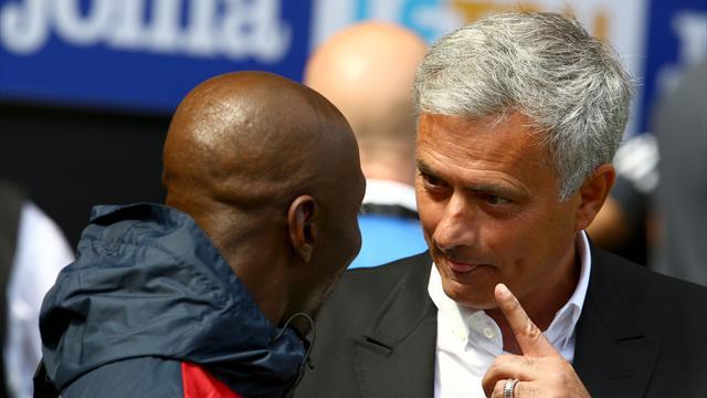 """Mourinho encense ses joueurs : """"Je les remercie pour leur attitude"""""""