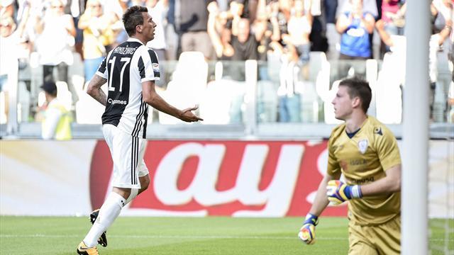 Juventus: Chiellini e Mandzukic non convocati per Barcellona