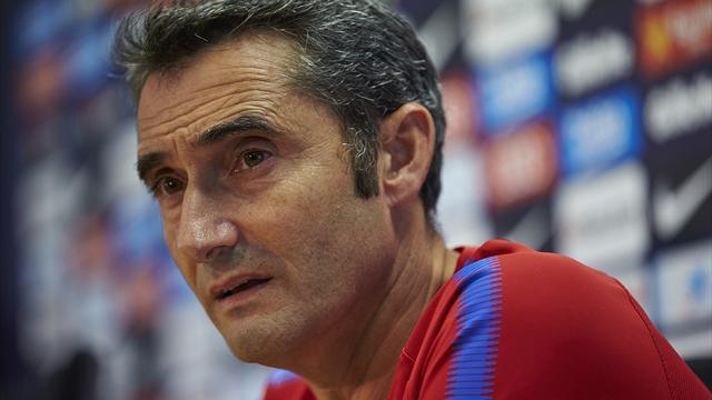 """Ernesto Valverde: """"Las quejas arbitrales del Real Madrid nos traen sin cuidado"""""""