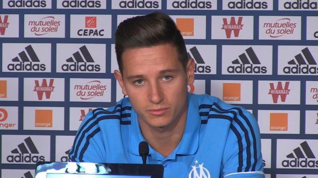 """Thauvin : """"Les Bleus et la Coupe du monde, un objectif pour moi"""""""