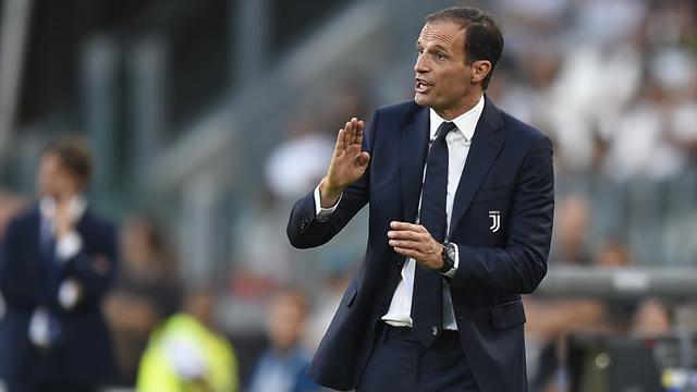 Le formazioni ufficiali di Juventus - Cagliari