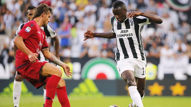 Matuidi forfait contre l'Udinese
