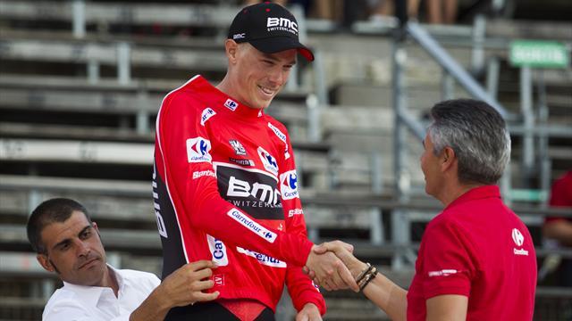 Au plaisir de Contador, au bonheur de Dennis : Les moments-clés de la 1re étape