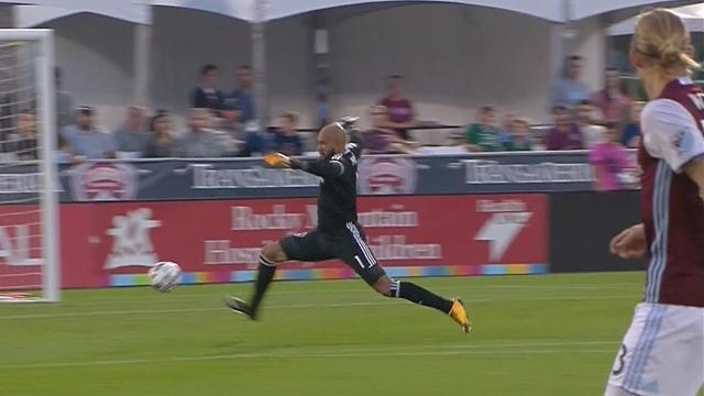 Colorado Rapids-DC United 0-1, gli highlights