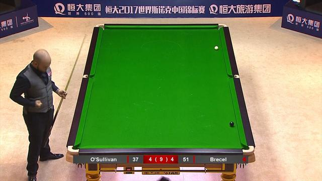 O'Sullivan samples magic and misery in shock China Championship exit