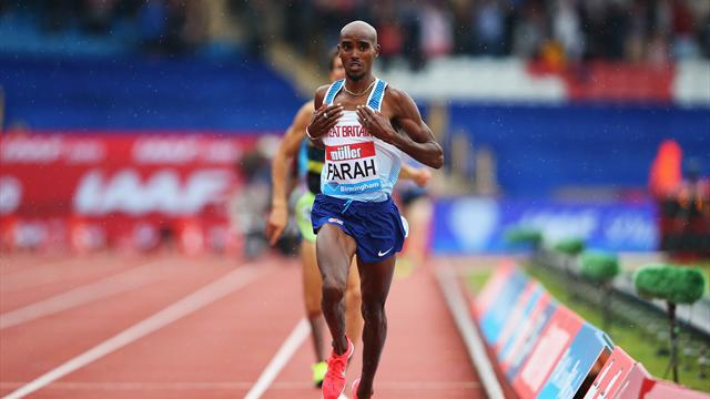 Farah and Hawkins to contest half-marathon in new London Event