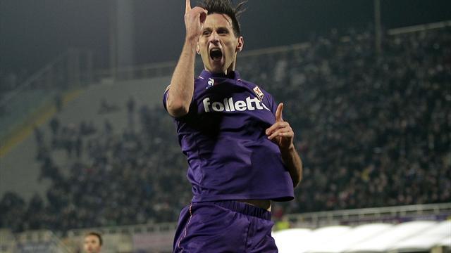 Milan add Croatia striker Kalinic to array of signings