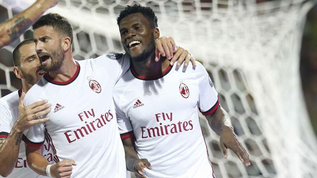 Le pagelle di Crotone-Milan 0-3