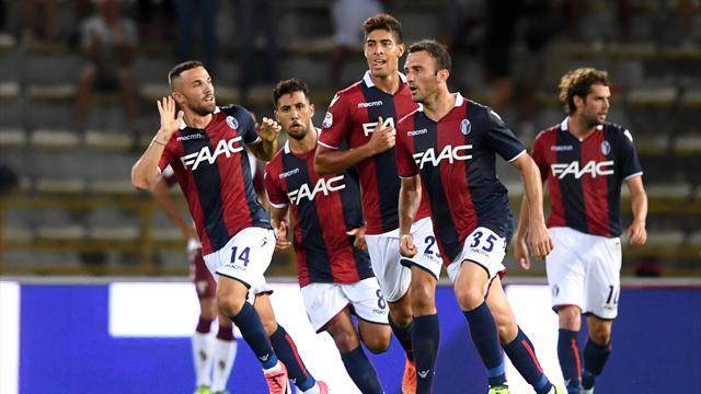 Benevento - Bologna, le reazioni dei protagonisti