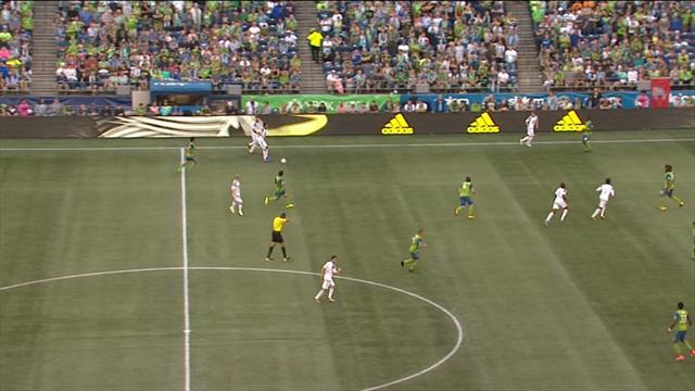 D'un penalty transformé à la dernière minute, Dempsey a offert la victoire à Seattle : le résumé