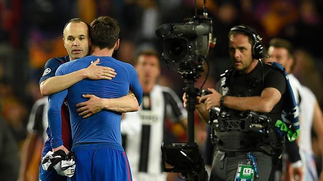 FC Barcelona: Auch Messi und Iniesta vor Abschied?