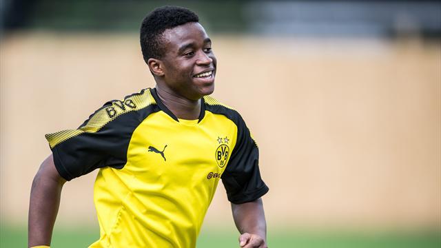 Youssoufa Moukoko: Alle wundern sich über das BVB-Wunderkind