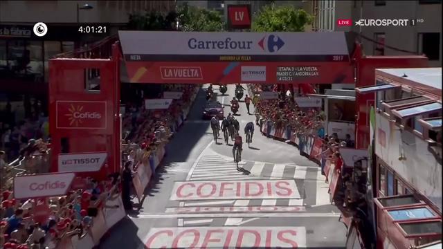 Grande vittoria di Vincenzo Nibali, lo squalo conquista Andorra