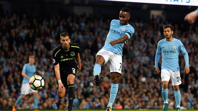 Premier League, Manchester City-Everton: Sterling evita la primera derrota de Guardiola (1-1)