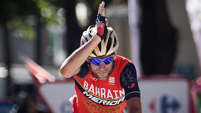 """Nibali: """"Stagione da 8,5/9; sogno il bis al Tour, ma battere Froome è dura"""""""