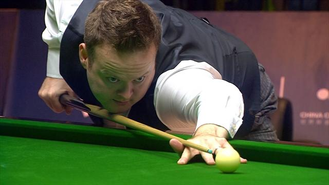 Murphy punishes Brecel to stay in touch