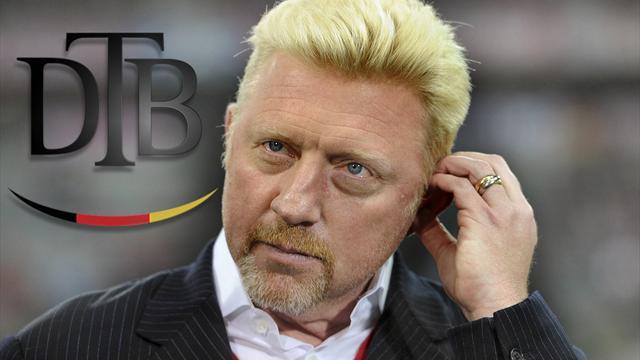 "Becker bringt Hoffnung: ""Versuche, den Druck zu nehmen"""