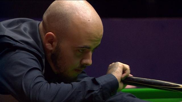 Brecel clinches first title at China Championship
