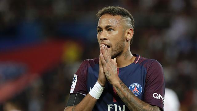 Neymar engage un nouveau bras de fer avec le Barça