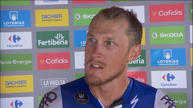 Matteo Trentin 'proud' to win races at Giro, Le Tour and Vuelta