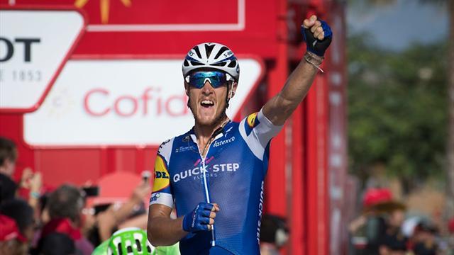 La chute de Kelderman, la victoire de Trentin : Les moments clés de la 4e étape