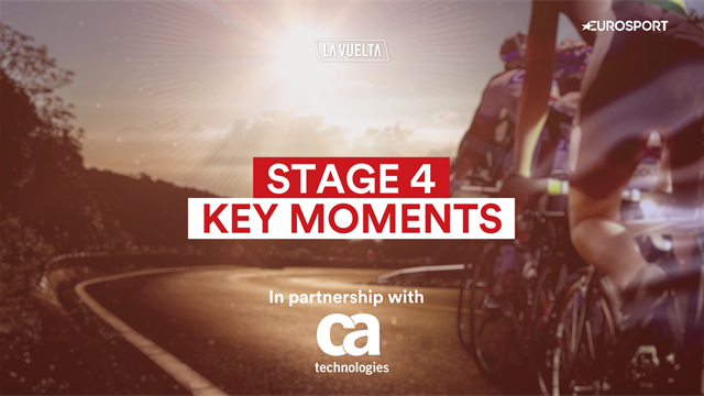 Key Moments: Stage 4