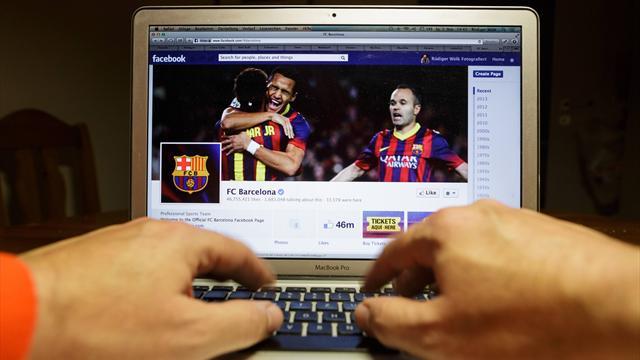 Hackean las redes sociales del Barça y anuncian el fichaje de Di María