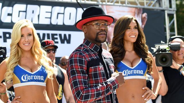 Comment voir le combat Mayweather - McGregor à la télévision ?