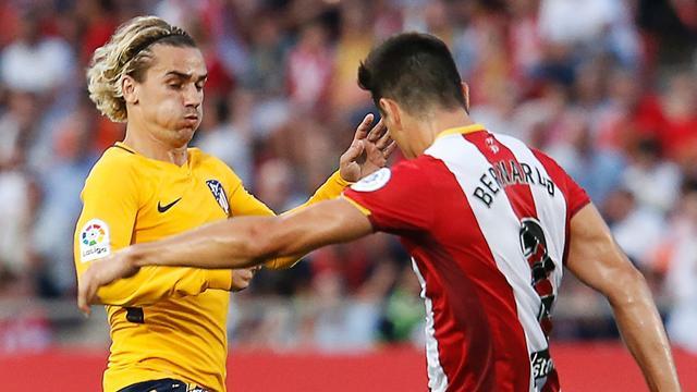 Dos partidos de sanción a Griezmann y uno a Sergio Ramos por sus respectivas expulsiones