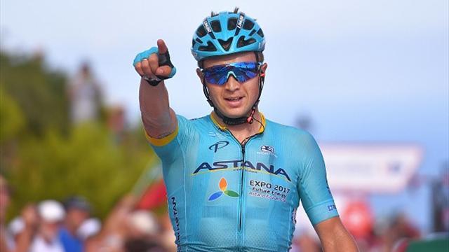 La Vuelta 2017: El mejor día de un campeón del mundo y de Alberto Contador
