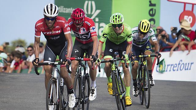 """Lutsenko """"sacré"""", Contador revigoré, Froome conforté : Les moments clés de la 5e étape"""