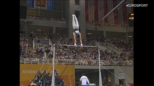 15 anni fa l'esercizio d'oro di Igor Cassina che sorprende ancora oggi
