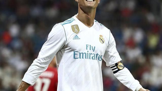 Zidane revela que Cristiano jugará los 90 minutos del Trofeo Bernabéu
