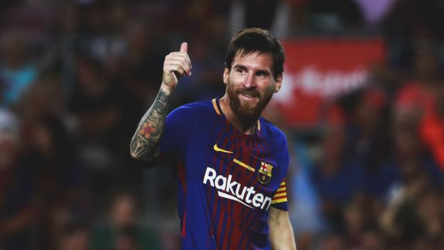 """Le contrat de Messi """"est signé"""", mais..."""