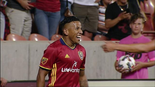 Real Salt Lake-San Jose Earthquakes 4-0, gli highlights