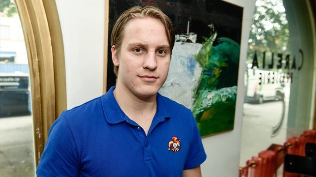 18-летний финн из «Йокерита» стал автором самого молодого хет-трика в истории КХЛ