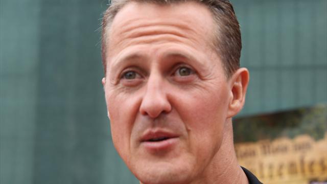Schumacher no está ni postrado en una cama ni conectado a una máquina