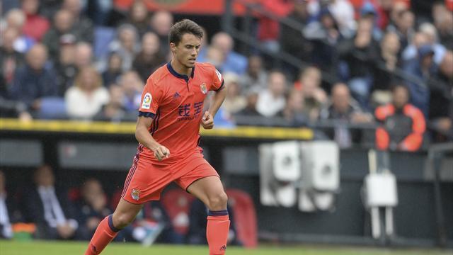 La Real Sociedad et Levante se neutralisent