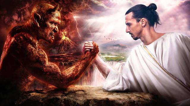 Episk Zlatan-melding var bekreftelse på supertstjernens gjenoppstandelse
