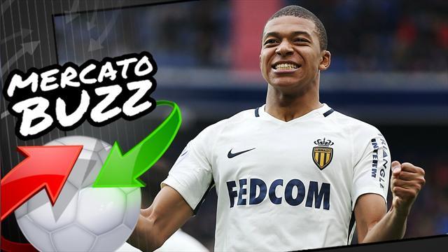 Pour remplacer Mbappé, Monaco pense à un attaquant qui fait déjà rêver l'OM