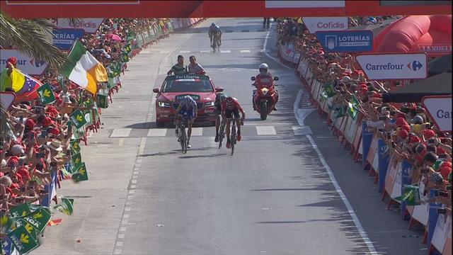 Marczynski med etterlengtet seier i Vueltaen
