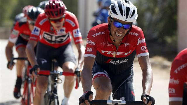 """Froome no tiene dudas: """"Contador ha sido el rival más difícil que he tenido en mi carrera"""""""